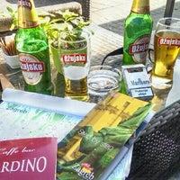 Photo taken at Caffe bar Giardino by Berna T. on 10/25/2013