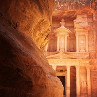 Photo taken at Petra by Seattle D. on 5/1/2013