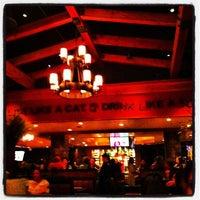 Photo taken at Lazy Dog Restaurant & Bar by Kieran H. on 1/5/2013