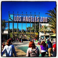 Photo taken at Los Angeles Zoo and Botanical Gardens by Kieran H. on 1/19/2013