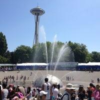 Photo taken at Hilton Bellevue by Rachelle K. on 7/21/2013