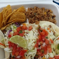 Photo taken at Key West Tacos by Ryan D. on 8/30/2014