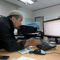 Photo taken at U-Freight (M) Sdn Bhd by Abu B. on 12/12/2013