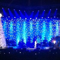 Photo taken at Heineken Music Hall by Christiaan P. on 12/23/2012