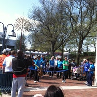 Photo taken at Columbia Town Center Lakefront by Hillary S. on 4/20/2013