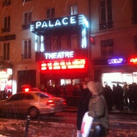 Photo taken at Le Palace by Gerard L. on 1/18/2013