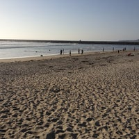 Photo taken at Ocean Beach Dog Beach by Tony C. on 5/2/2013