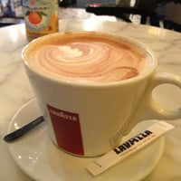 Photo taken at Lavazza by bernardo g. on 4/17/2013