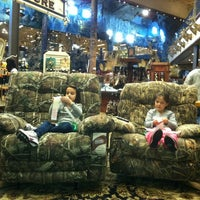 Photo taken at Bass Pro Shops by Russ  C. on 2/17/2013