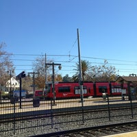 Photo taken at Old Town Trolley Station and Transit Center by Marcos Paulo S. on 1/16/2013
