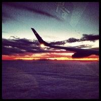 Photo taken at Aeroporto Internacional de Curitiba / Afonso Pena (CWB) by Marcio S. on 4/29/2013