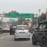 Photo taken at Lebuhraya Damansara-Puchong (LDP) by LoNeLy G. on 7/16/2013