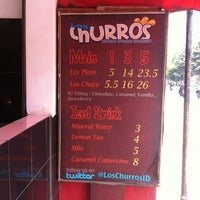 Photo taken at Los Churros by RemyAdil on 10/20/2013