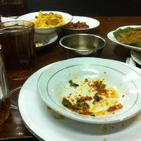 Photo taken at Restoran Datuk Padang by RemyAdil on 3/23/2014