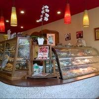 Photo taken at Cafe Moka by Ayu C. on 11/26/2012