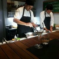 Photo taken at Suri Ceviche Bar by Daniela Q. on 10/21/2012
