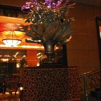 Photo taken at Hotel Mulia Senayan by Ovie S. on 11/24/2012