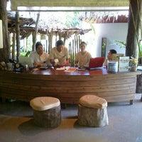 Photo taken at Koh Yao Yai Village by BASSANOVA™ on 10/6/2012