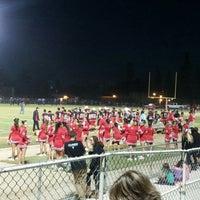 Photo taken at Stouffer Field by SilverSurfer on 9/28/2013