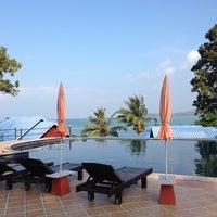 Photo taken at Tharatip Resort by Mikalaj L. on 12/28/2013
