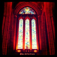 Photo taken at Liverpool Cathedral by Daniele B. on 11/3/2012