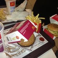 Photo taken at McDonald's by kaya c. on 2/16/2013