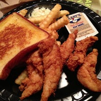 Photo taken at Zaxby's by Jaysen N. on 4/18/2013