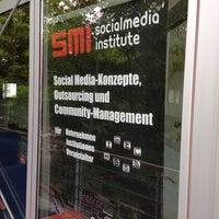 6/3/2013에 Lars K.님이 SMI SocialMedia Institute - Creative-Office에서 찍은 사진
