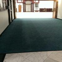 Photo taken at Dar-ul-Salam Islamic Center by Fadi Y. on 5/31/2013