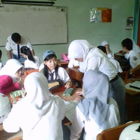 Photo taken at SMA Negeri 6 Malang by Diona L. on 4/10/2013