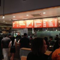 Photo taken at Chipotle Mexican Grill by Chad M. on 9/28/2012