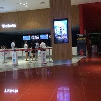 Photo taken at Golden Screen Cinemas (GSC) by Sarah H. on 9/9/2016