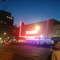 Photo taken at The Fillmore Silver Spring by Neville E. on 2/19/2013