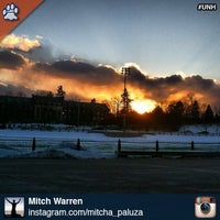 Photo taken at Memorial Field by UNH Students on 1/23/2013