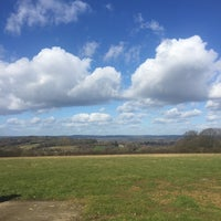 Photo taken at Fordcombe Village by Richard T. on 3/2/2015
