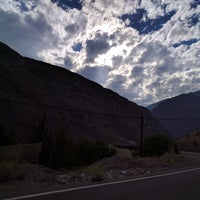 Photo taken at Pisco Elqui by Christian F. on 11/1/2016