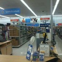 Photo taken at Walmart Supercenter by Randy T. on 10/29/2011