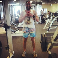 Photo taken at LA Fitness by Sam S. on 7/24/2013