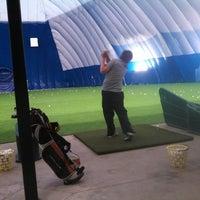 Photo taken at Braemar Golf Dome by John C. on 11/20/2013