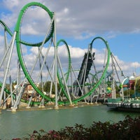 Photo taken at Universal's Islands of Adventure by Ivan O. on 3/4/2013