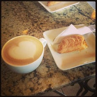 Photo taken at Tierra Mia Coffee by Issis V. on 2/14/2013