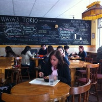 Photo taken at Waya's Tokio by Ricardo M. on 10/11/2012