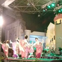 Photo taken at Taman Ratu Safiatuddin by Zulhidayat A. on 8/27/2016