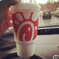 Photo taken at Chick-fil-A by mike R. on 3/28/2014