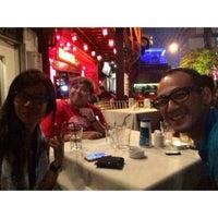Photo taken at PAMPAS Grill & Bar by Nadiah Hanim on 7/24/2014