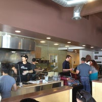 Photo taken at Pieology Pizzeria by Rhian M. on 5/20/2013