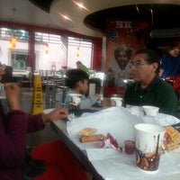Photo taken at Burger King by Carmen G. on 12/29/2012