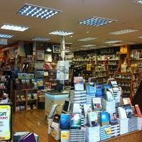 Photo taken at Koorong Books by Lynn A. on 10/29/2012