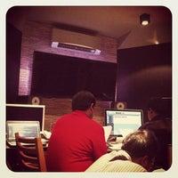 Photo taken at Soundwave Sound Studio by 🐮🌸HuYin🌸🐮 on 12/14/2012