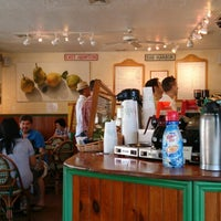 Photo taken at The Golden Pear Cafe by Matt D. on 6/8/2014